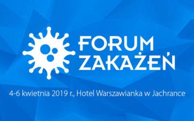Zapraszamy na I Forum Zakażeń!