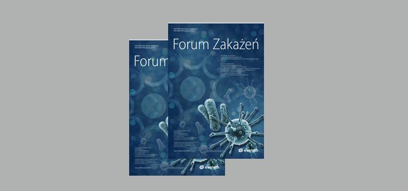 """""""Forum Zakażeń"""" w nowej ocenie MNiSzW – 4 punkty"""