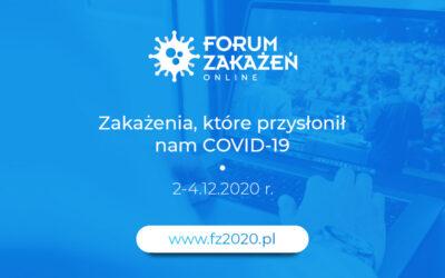 Weź udział w e-konferencji Forum ZakażeńONLINE!