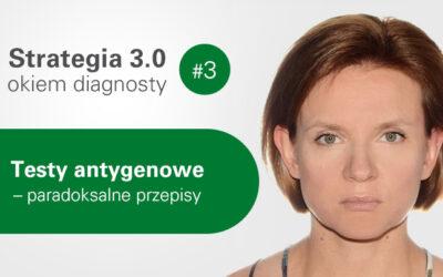 Testy antygenowe – rozmowa z dr Karoliną Bukowską-Strakovą