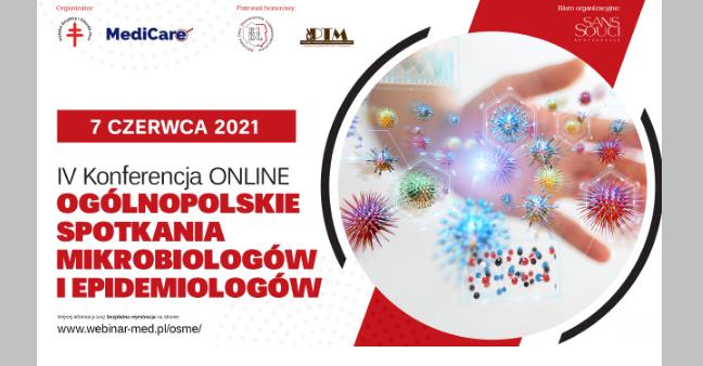 Ogólnopolskie Spotkanie Mikrobiologów – IV Konferencja ONLINE